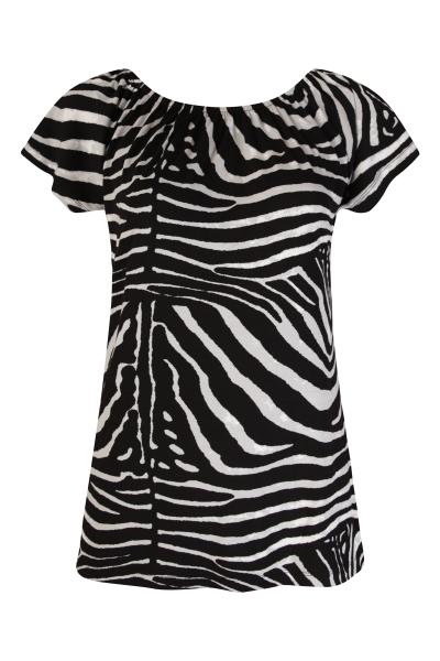 Geisha Shirt / Top Zwart 02319-60 KIM