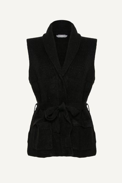 Geisha Vest Zwart 14517-10