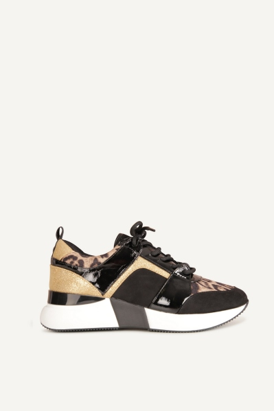 La Strada Sneaker Zwart 1807433