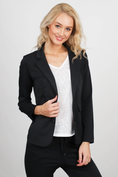 Label Of Elements Blazer / Jasje Zwart Igone