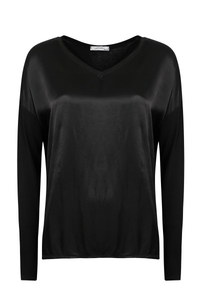 Le Ballon Shirt / Top Zwart 63652