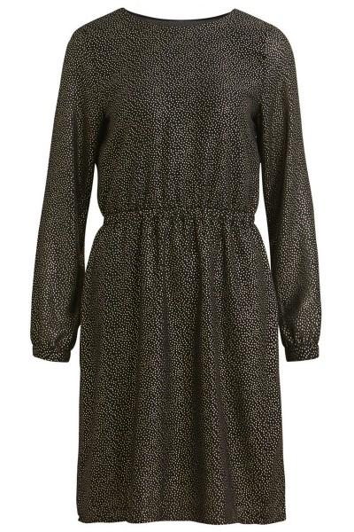 Object Jurk Zwart OBJHOLLIE DRESS