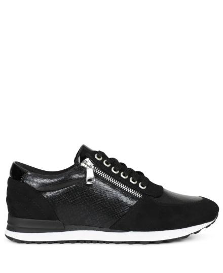 Poelman Sneaker Zwart CJ597616POE1