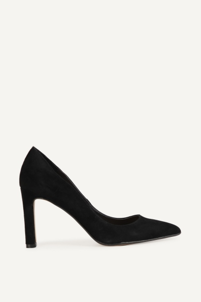 Steven New York Pump Zwart Jan