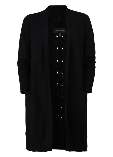 Tramontana Vest Zwart Q05-92-701