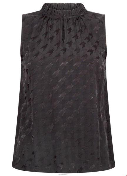 Tramontana Shirt / Top Zwart D19-92-301