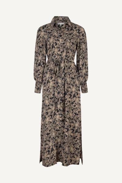 Your Essentials Maxi-jurk Zwart ELENA