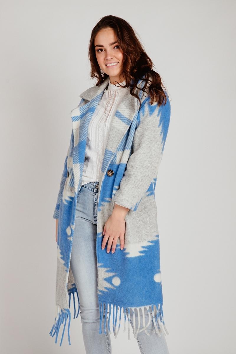 Ambika Blazer / Jasje Blauw 8834