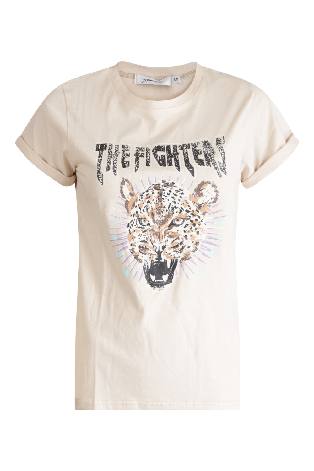 Ambika Shirt / Top Beige Fighters