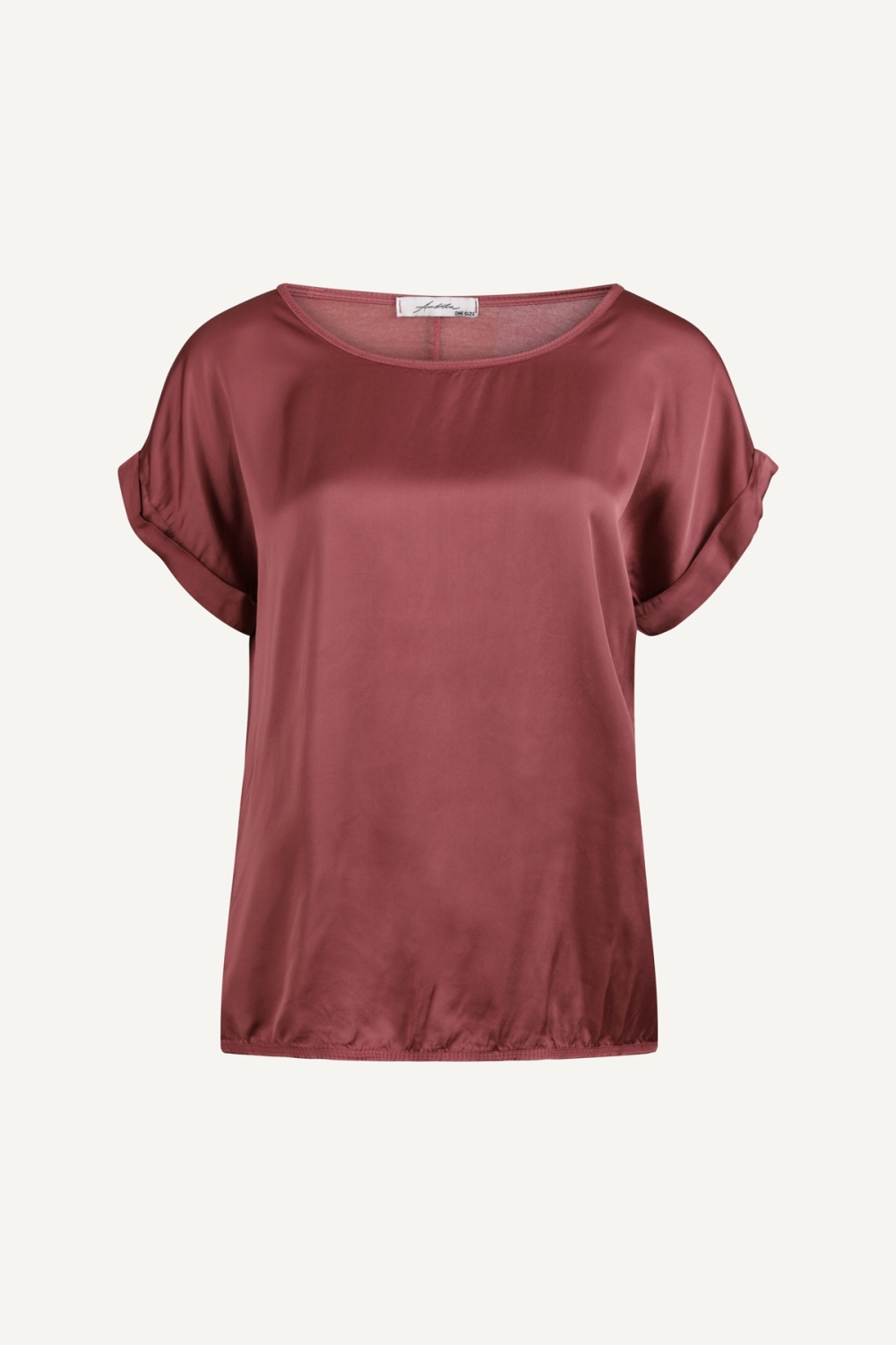 Ambika Shirt / Top Bordeaux 33171