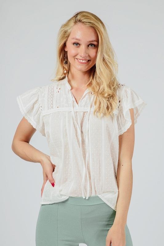Ambika Shirt / Top Wit K0200
