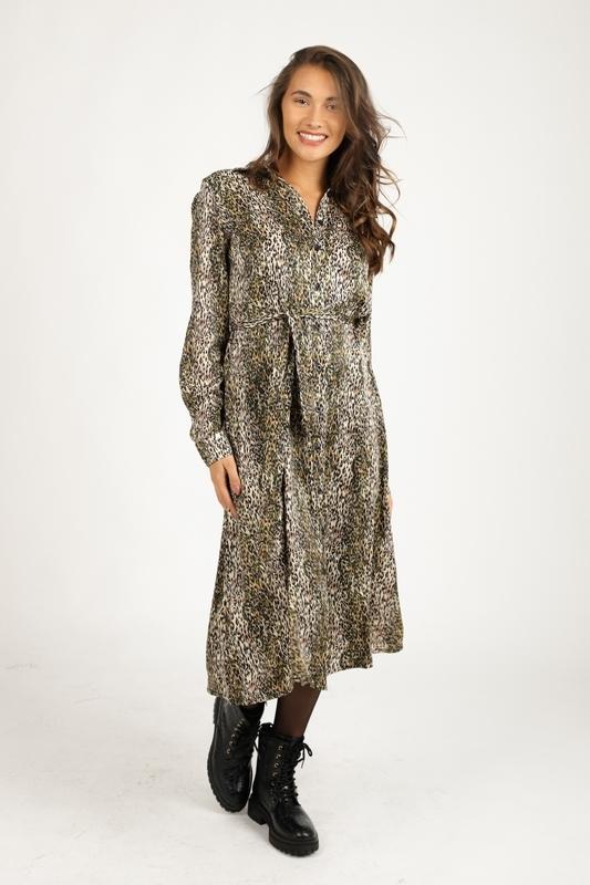 Ambika Maxi-jurken Dierenprint Reverie