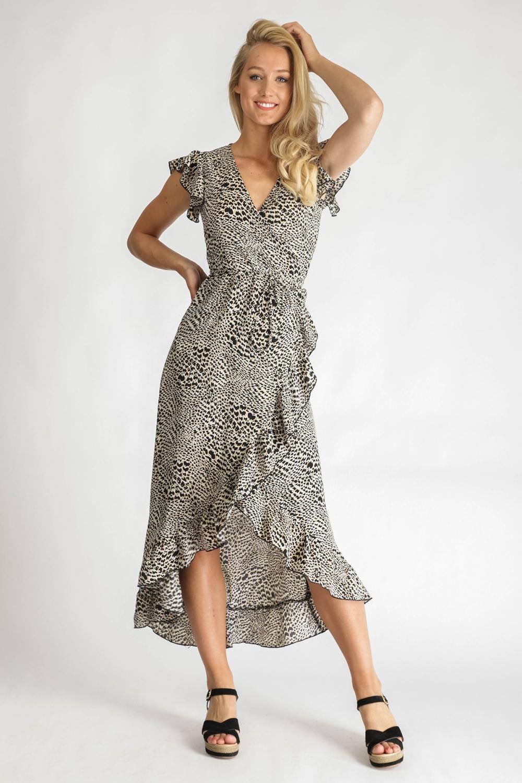 Ambika Maxi-jurken Groen Maryam