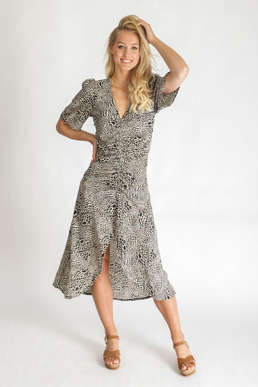 Ambika Maxi-jurken Groen Thomasa