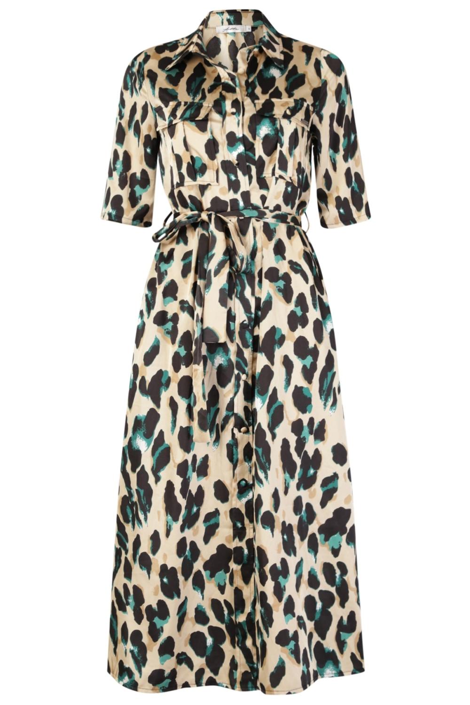 Ambika Maxi-jurken Multicolor ALISHA