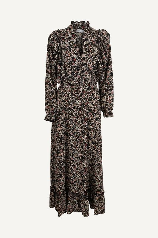 Ambika Maxi-jurken Multicolor Randa