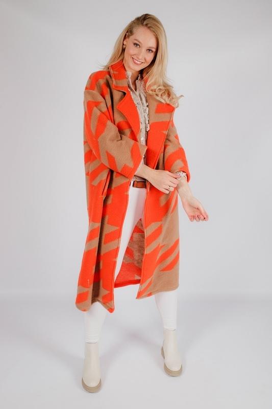 Ambika Oranje 9009