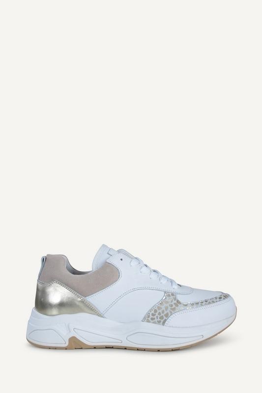 Bullboxer Sneaker Wit 295003