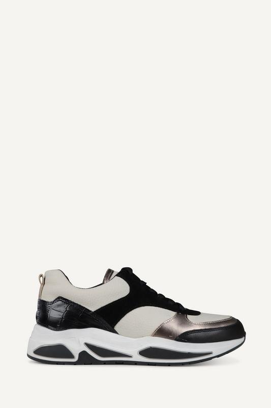 Bullboxer Sneaker Zwart 295003E5LAB
