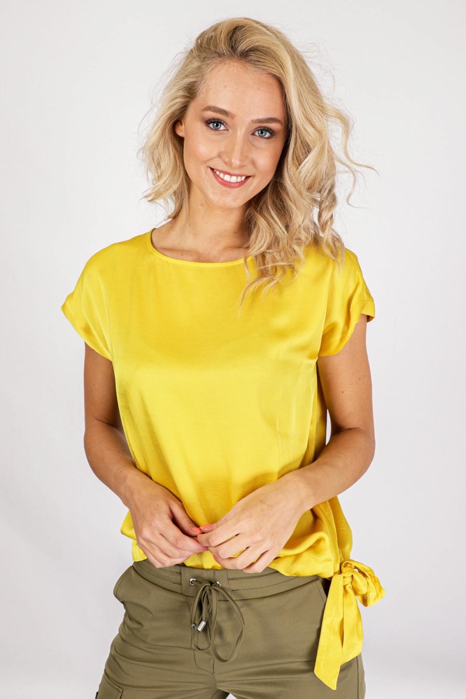 &Co Woman Shirt / Top Geel Britt