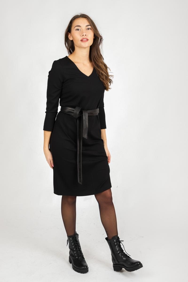 &Co Woman Jurk Zwart Day