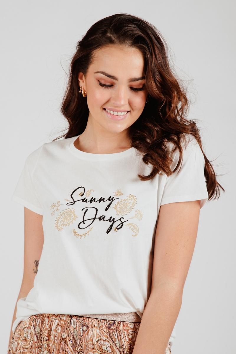 Esqualo Shirt / Top Wit SP21.05000
