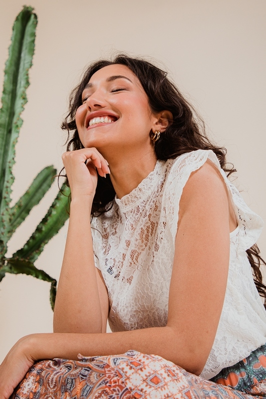 Femme9 Shirt / Top Wit Aila