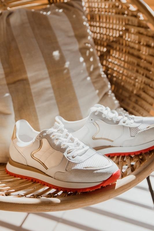 Femme9 Sneaker Wit P6915BAL