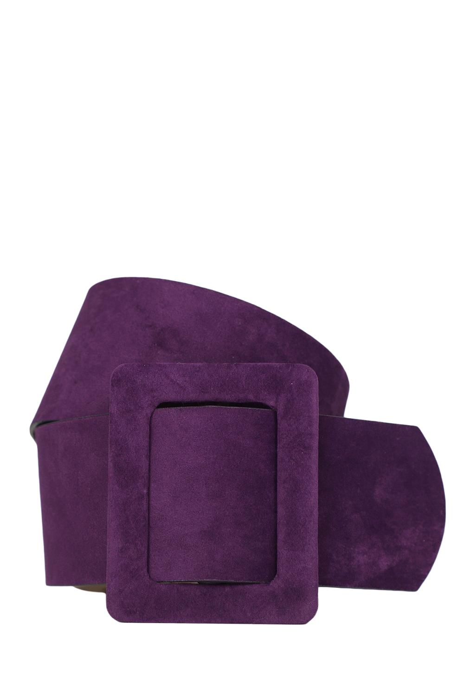 Freebird accessoire Paars Belt 1 Purple