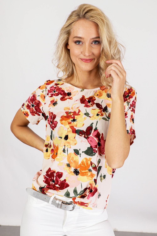 ICHI Shirt / Top Multicolor Ihbrunsa SS
