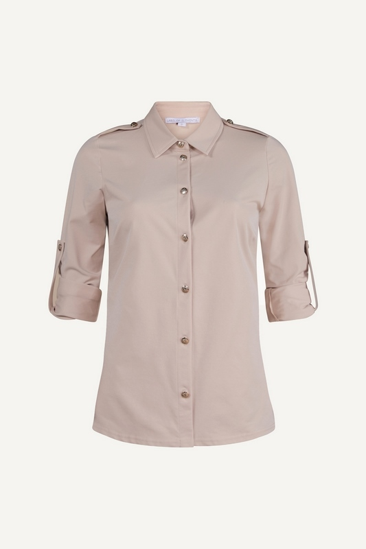 Label Of Elements Blouse Beige Ciara