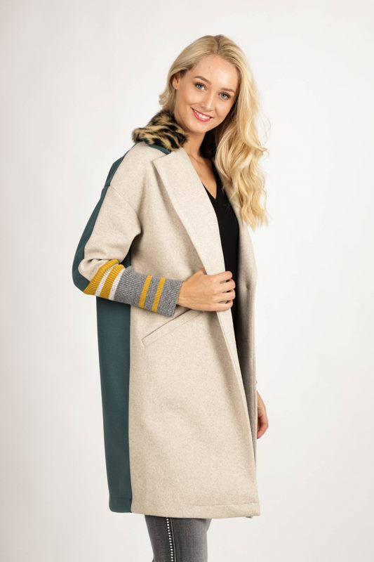 Maryley Blazer / Jasje Multicolor 20IB148