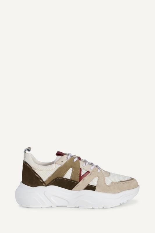 Poelman Sneaker Groen LPYEAR-07POE
