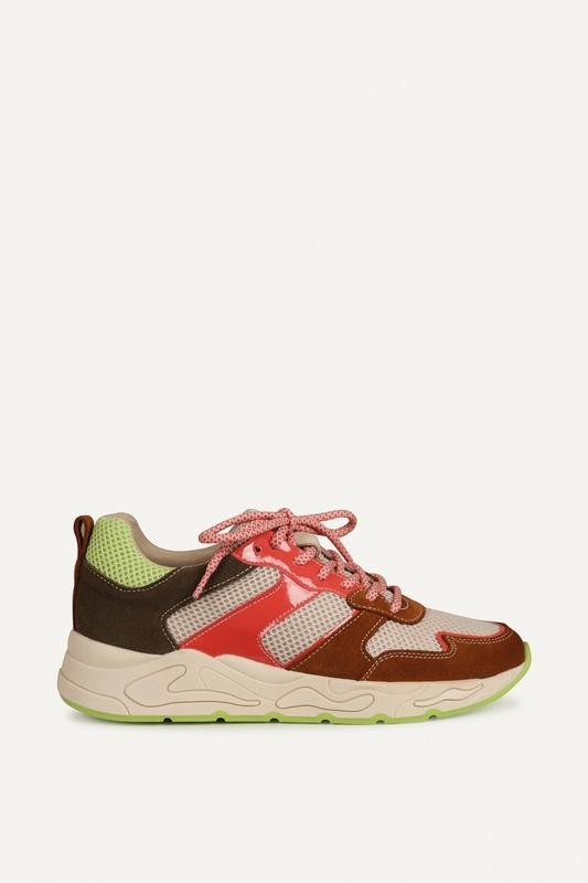 Poelman Sneaker Multicolor 9192