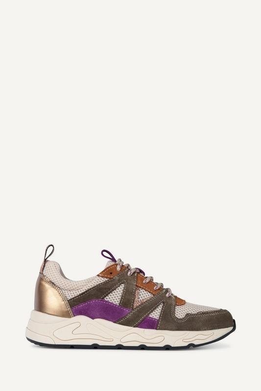 Poelman Sneaker Multicolor P6884POE