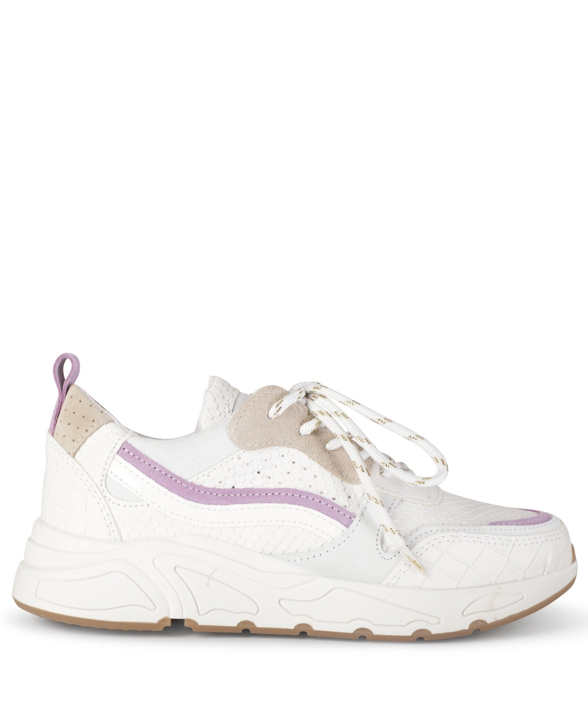 Poelman Sneaker Wit P5614BAL1
