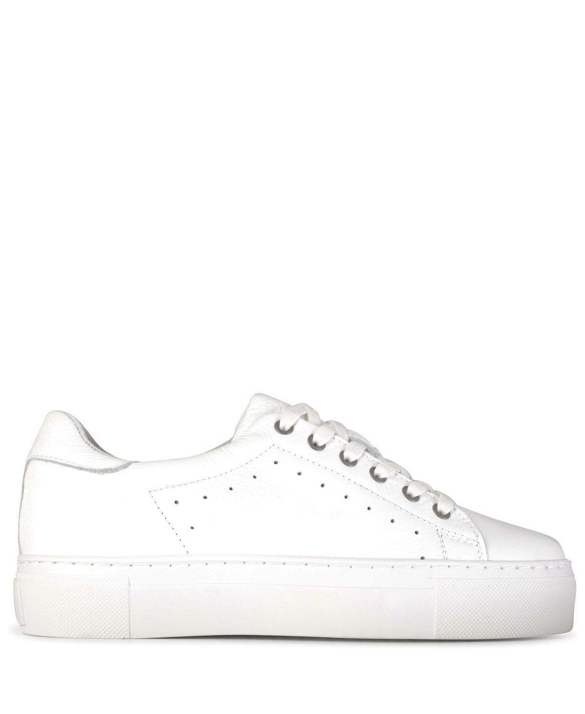 Poelman Sneaker Wit P5884POE