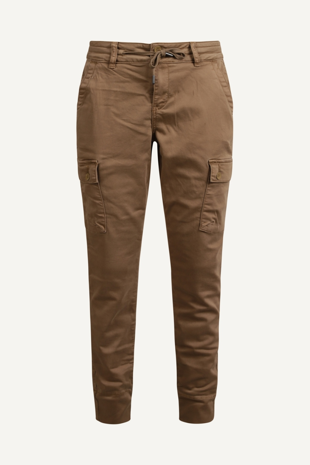 Red Button Broek Camel Combat
