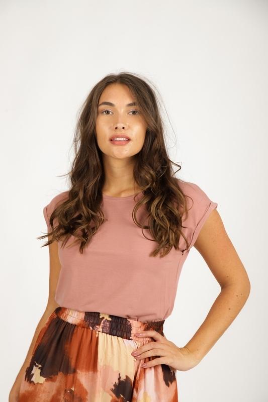 Saint Tropez Shirt / Top Roze Adelia