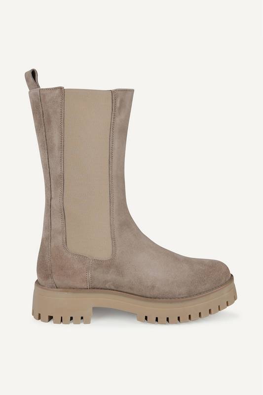 Shoecolate Chelsea boot Taupe 8.20.08.277
