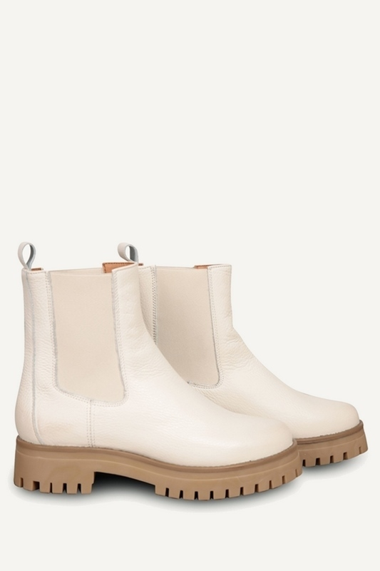 Shoecolate Chelsea boot Wit 8.20.08.283