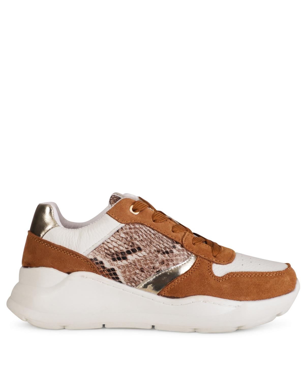 Shoecolate Sneaker Cognac 8.10.06.030