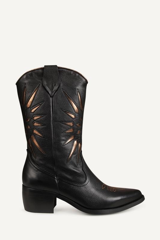 Shoecolate Zwart 8.20.08.042