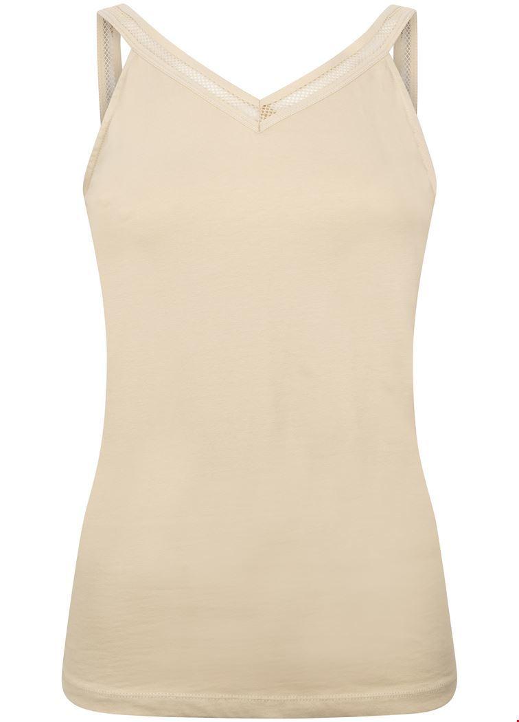Tramontana Shirt / Top Beige D22-94-403