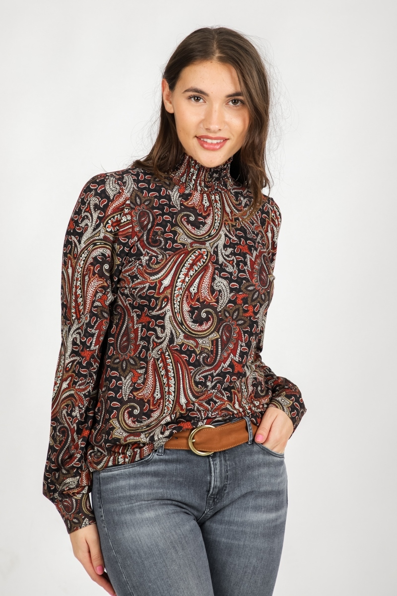 Tramontana Shirt / Top Multicolor D11-97-401