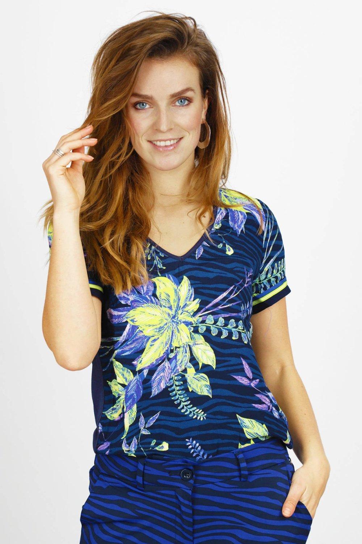 Tramontana Shirt / Top Multicolor E06-94-302