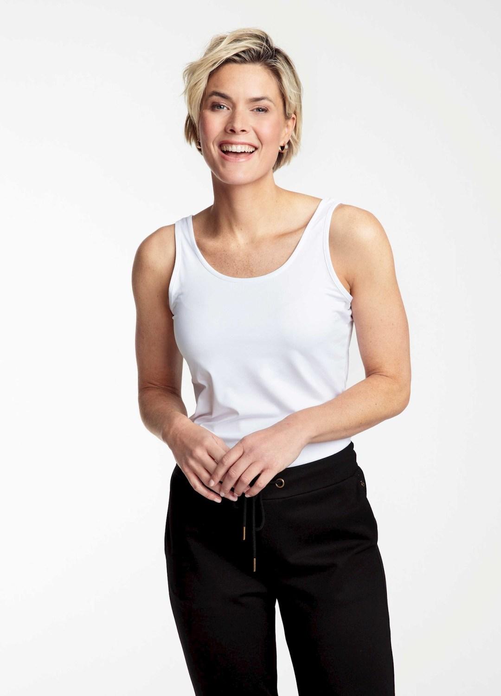 Tramontana Shirt / Top Wit PIA NOS