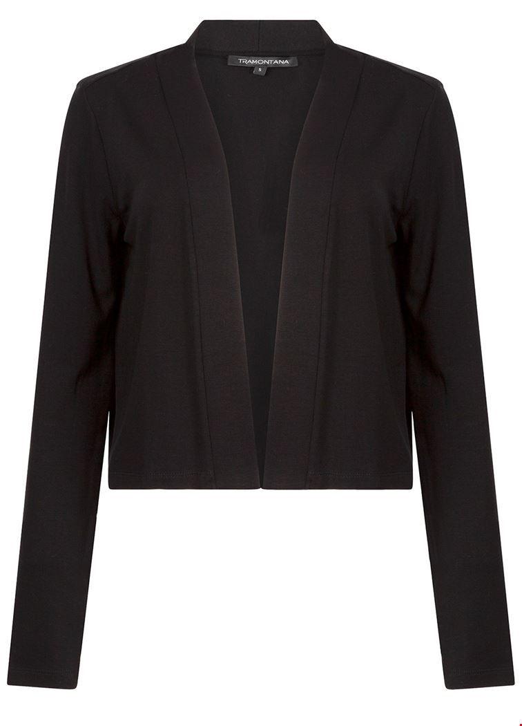 Tramontana Vest Zwart D31-92-702