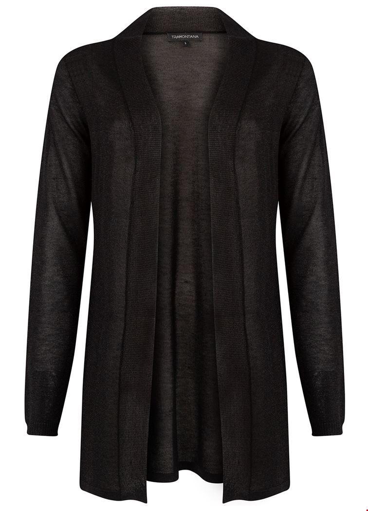 Tramontana Vest Zwart Q01-92-702