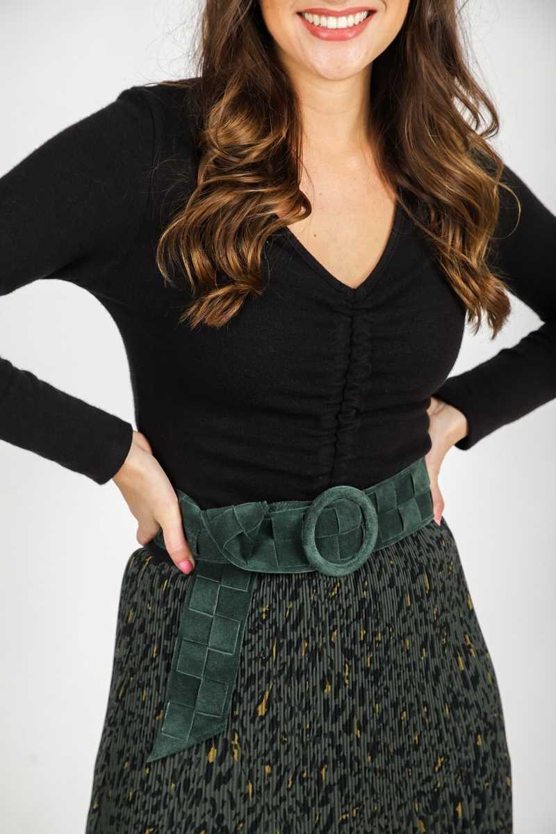 Typical Jill accessoire Groen Fien